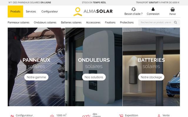 vente panneau solaire