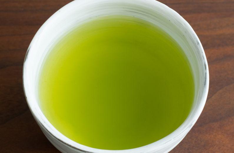 thé vert sencha belanda